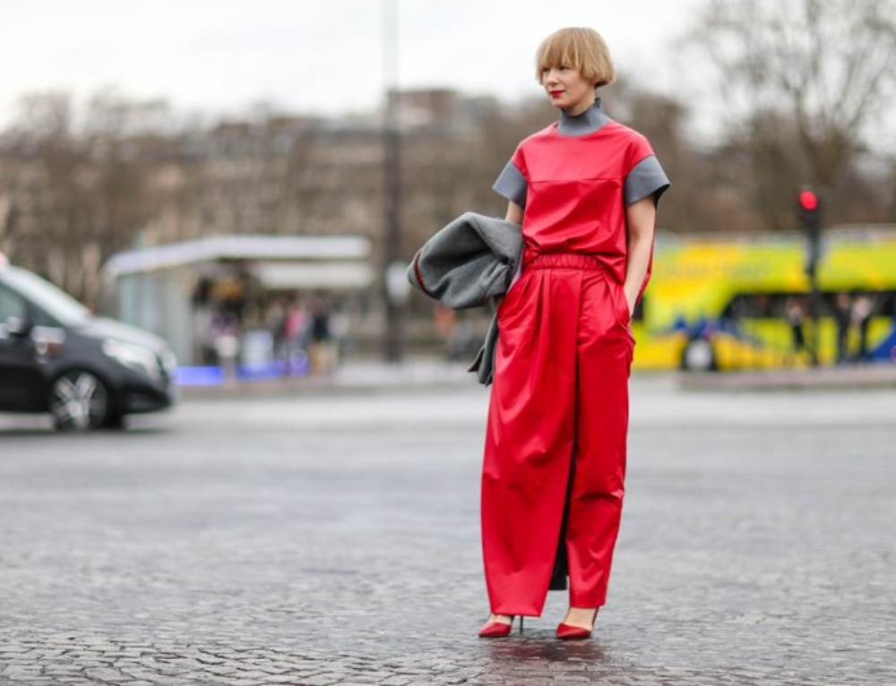 Best Street-Style From PFW