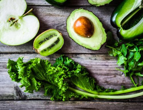 5 зеленых продуктов