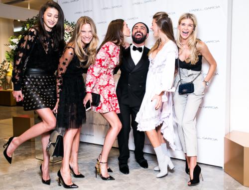 Открытие нового бутика бренда Бичоллы Тетрадзе в ЦУМе