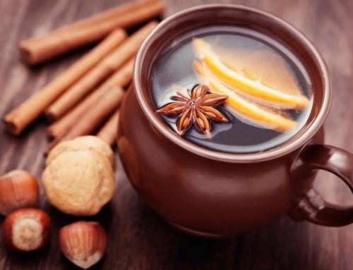 5 горячих напитков от простуды