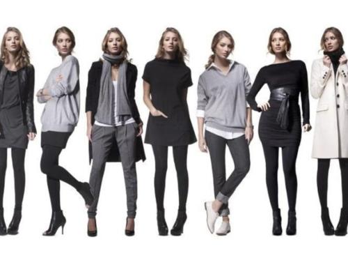Как создать базовый гардероб