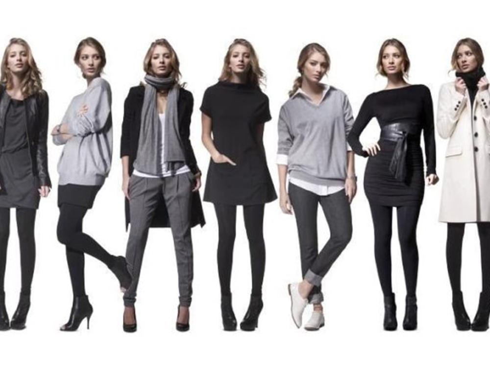 How to create basic wardrobe