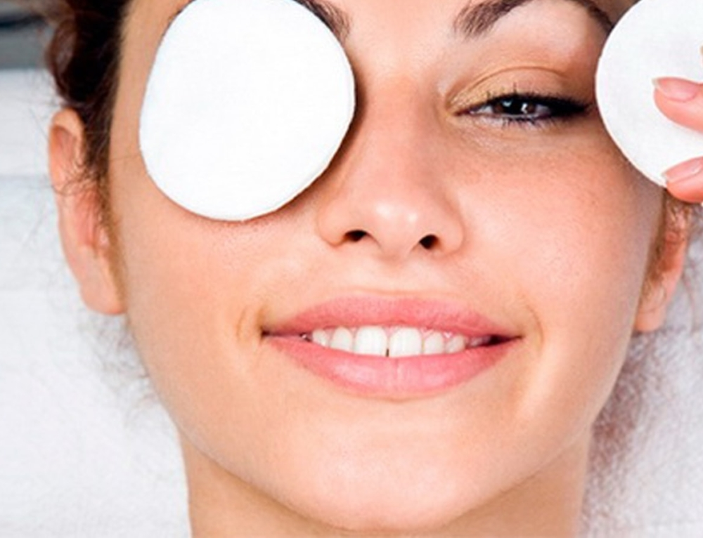 Recipes for skin around eyes
