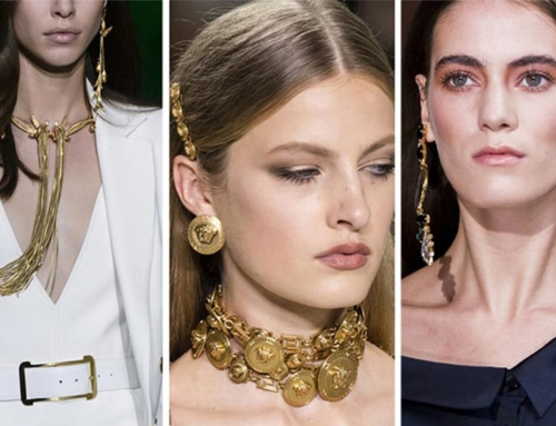 Details in your perfect look for spring-summer 2018