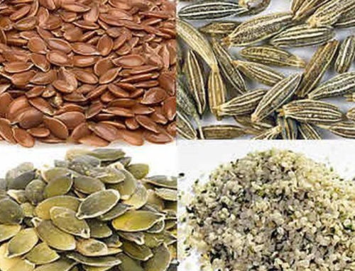 Top 5 little-known but very useful food products-seeds