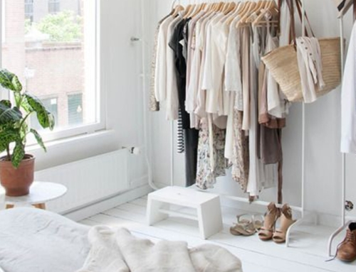 Sorting out your wardrobe is an important step to creation of your own, unique style!