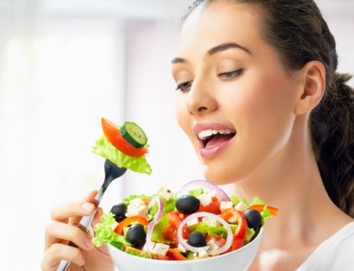 Be your own nutritionist. Let's make food intake.