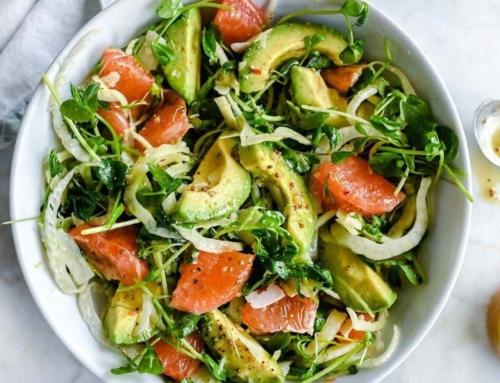 Топ полезных заправок для салатов!