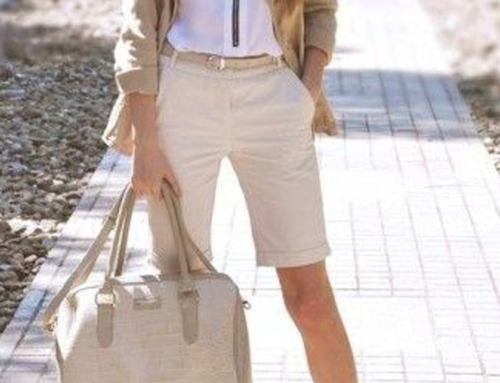 Bermuda shorts – the main trend of this summer. Everything you need to know about them.