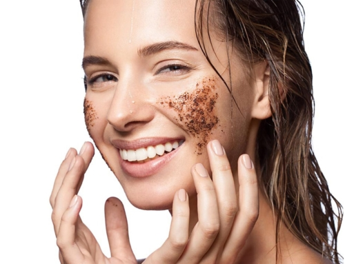 Skin exfoliatingis the basis of summer skincare.