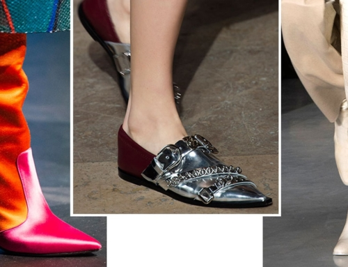 Shoes trends 19-20