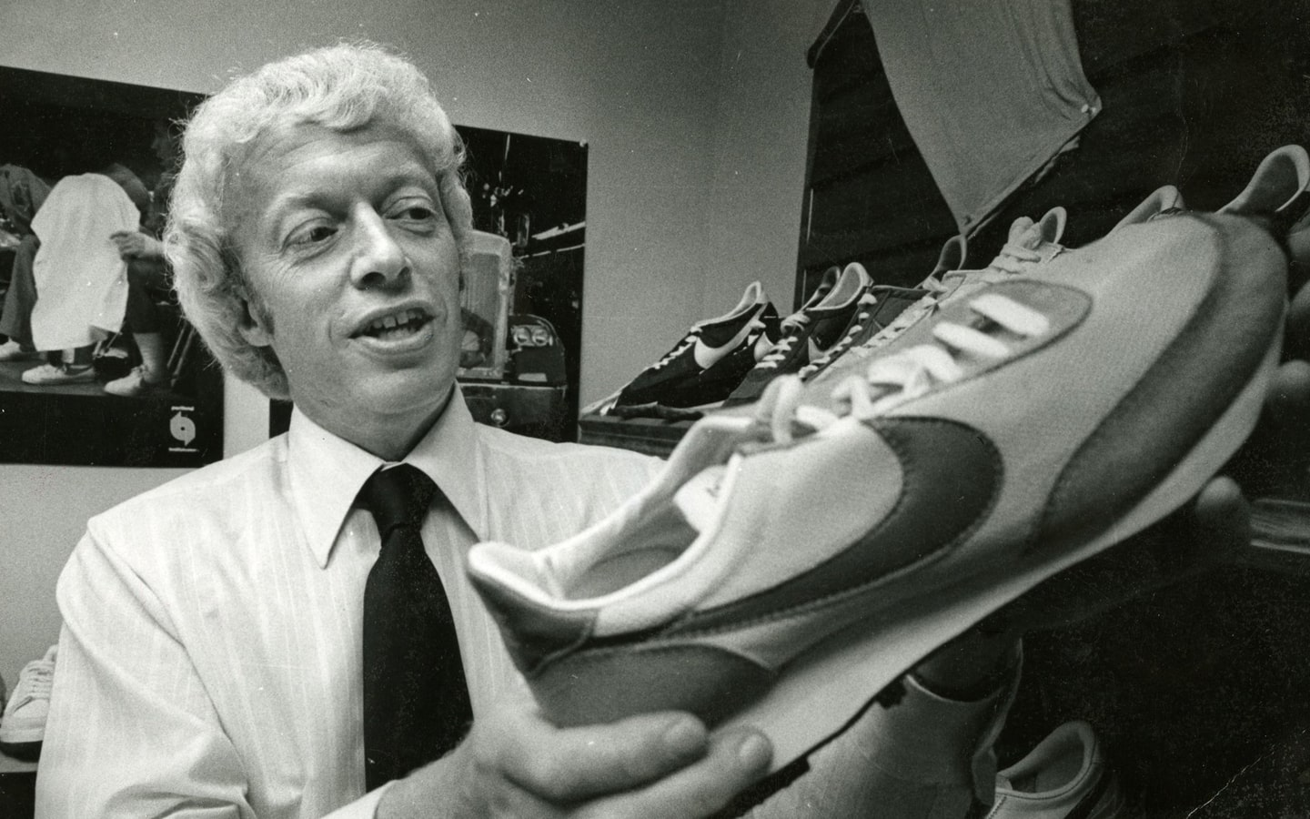 From the history of brands. NIKE, ADIDAS and PUMA. How did it all start?