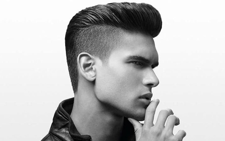 Trendy men's haircuts 2020-2021