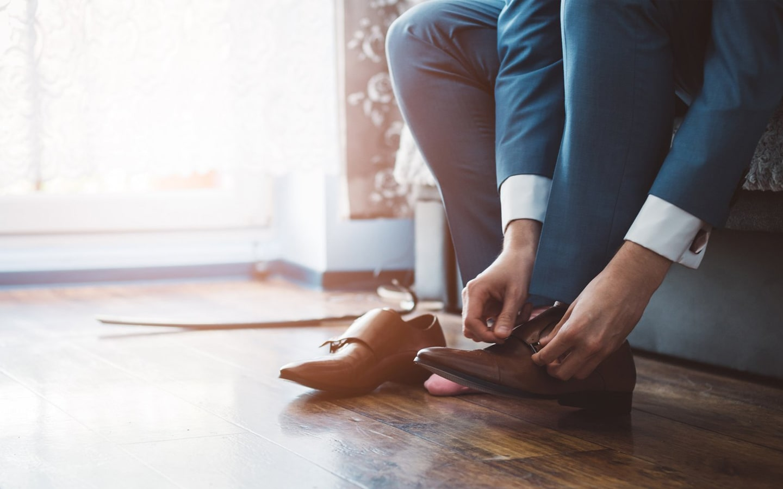 Актуальная мужская обувь 2020-2021